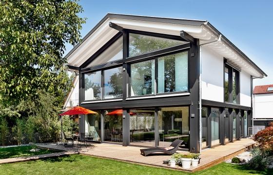 individueller hausbau in baden w rttemberg beilharz haus. Black Bedroom Furniture Sets. Home Design Ideas