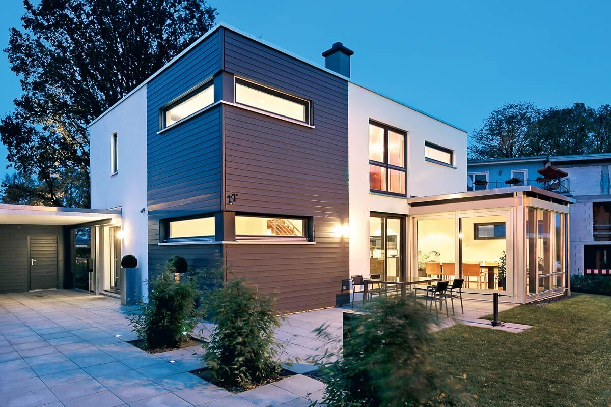 architektenhaus architektur beilharz haus. Black Bedroom Furniture Sets. Home Design Ideas