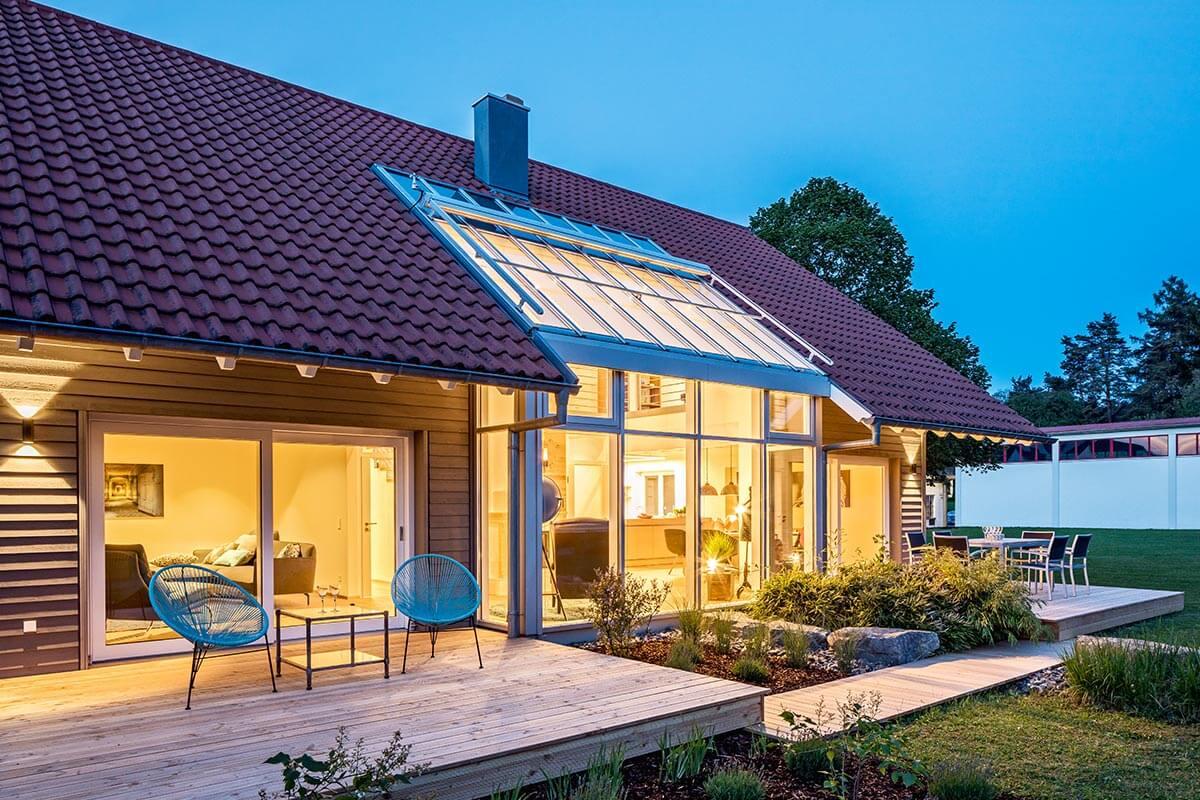 Musterhaus Avance 150 - Beilharz Haus