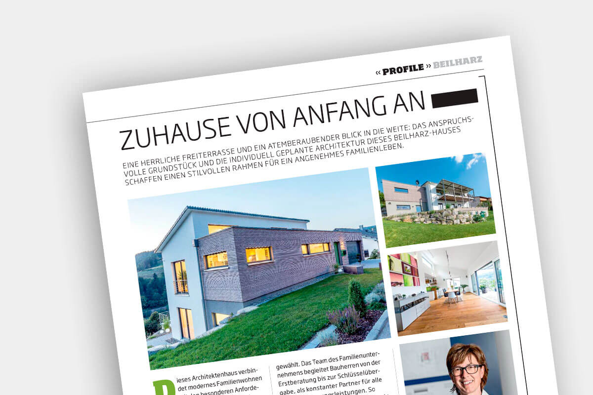 Greenhome 11/2017 - Zuhause von Anfang an